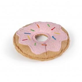 Karlie donut na hraní pro kočky