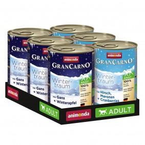 Animonda Gran Carno Wintertraum Mixpack 6x400g