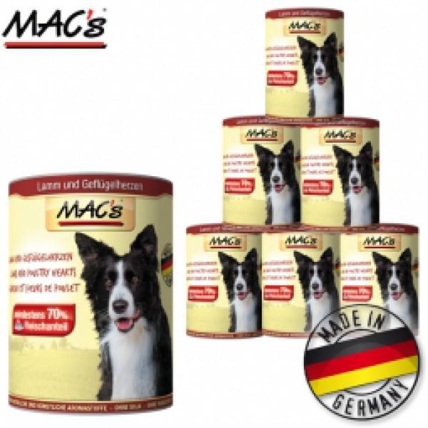 MAC's Dog Hundefutter