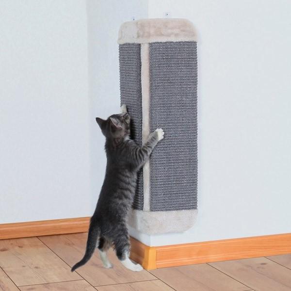 Trixie Kratzbrett für Zimmerecken 32x60cm