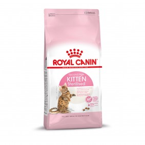 Royal Canin Katzenfutter Kitten Sterilised