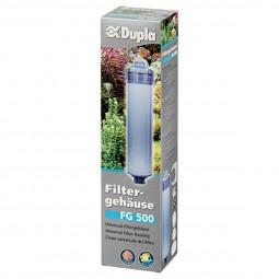 Dupla Filterleergehäuse FG 500 ml