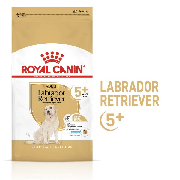 ROYAL CANIN Labrador Retriever Adult 5+ Trockenfutter 3kg
