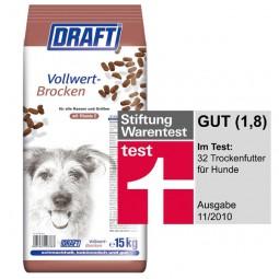 Draft Vollwert Brocken 15kg