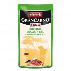 Animonda Gran Carno Exotic se pštrosím masem