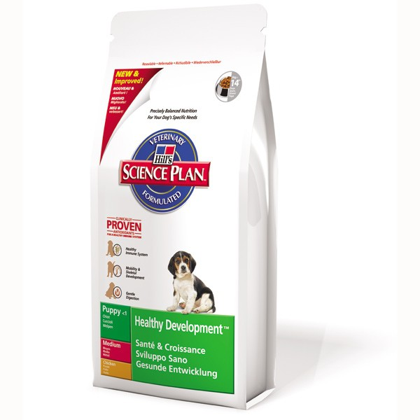 Hill´´s Canine Puppy mit Huhn - 12kg