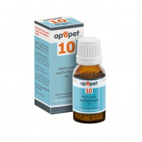 apopet Schüßler Salz Nr. 10 Natrium sulfuricum D6