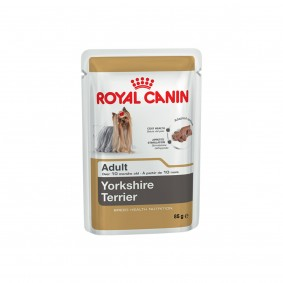 Royal Canin Breed Health Nutrition Yorkshire Terrier 12x85g