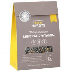 Hardys Nahrungsergänzung Wohlfühlkräuter Mineral & Vitamin 150g