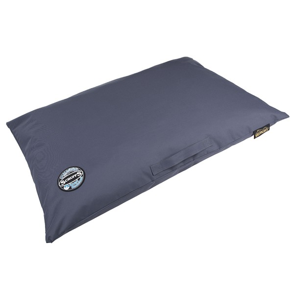 Scruffs orthopädisches Hundekissen Expedition Memory Foam Blau