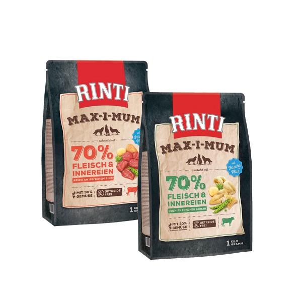 Rinti Max-i-Mum Rind und Pansen Mixpaket