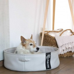District 70 Hunde- und Katzenbett Lounge Merengue