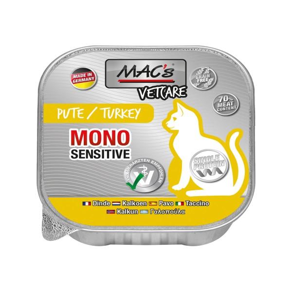 MAC's CAT Vetcare Mono Pute