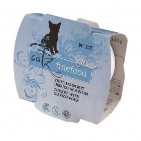 catz finefood Mousse N°217 - Truthahn mit Iberico-Schwein