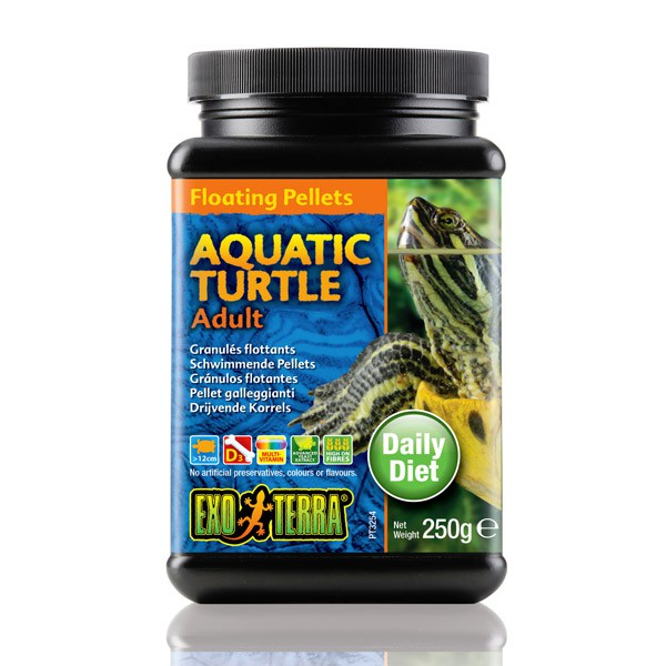 Exo Terra Aquatic Turtle Food - 250g