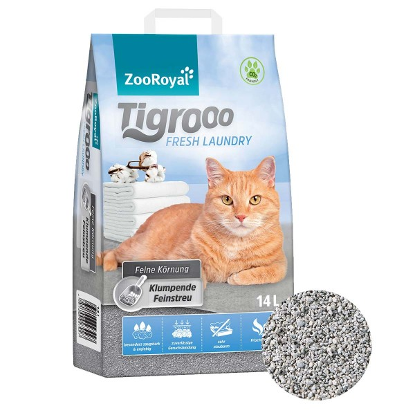 ZooRoyal Tigrooo Fresh Laundry 14 L