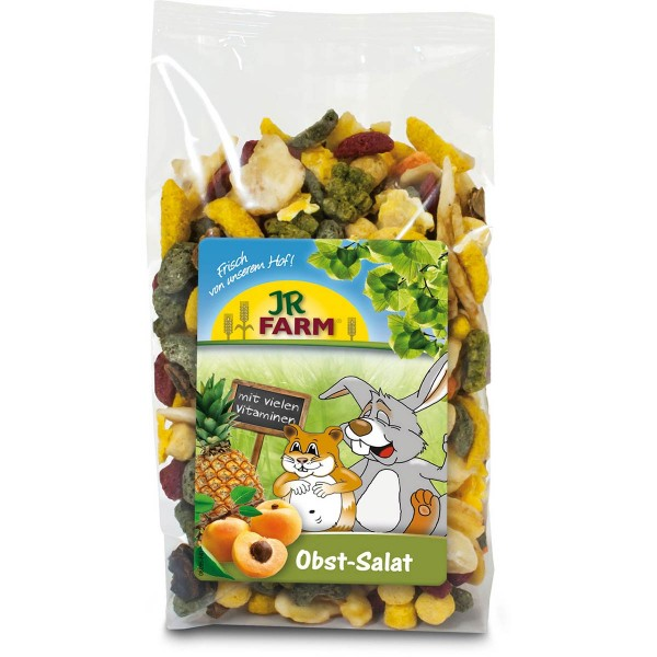 JR Farm Obst-Salat Nager-Ergänzungsfutter 200g