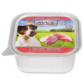 Mac's Dog Fasan & Pute