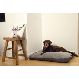 Beeztees orthopädisches Memory Foam Lounge Hundekissen Ruba 100 x 70 cm