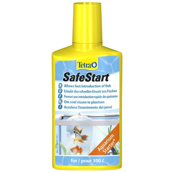 TetraAqua SafeStart Conditionneur d'eau pour démarrage rapide