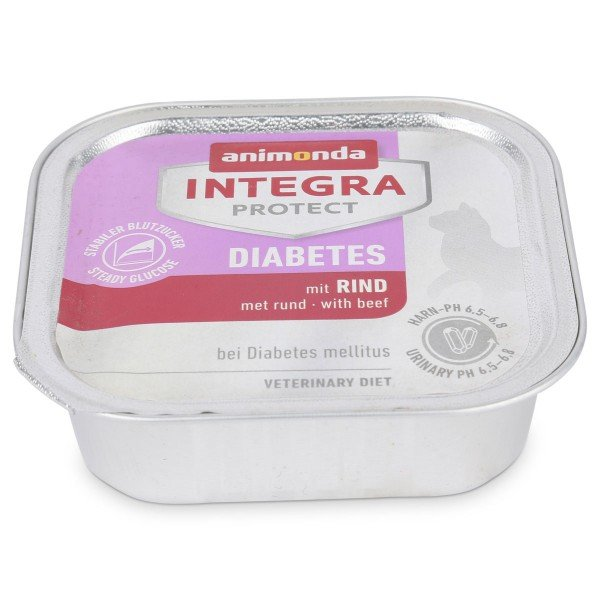 Animonda Katzenfutter Integra Protect Diabetes mit Rind