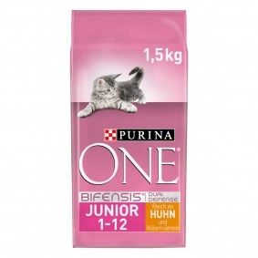 PURINA ONE BIFENSIS JUNIOR 1-12 Kittenfutter trocken Huhn