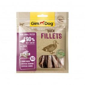 GimDog Duck Fillets mit grünem Tee 60g