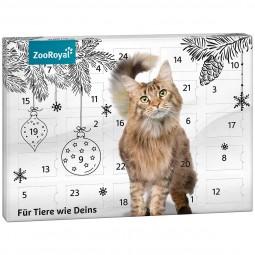 ZooRoyal Adventskalender Katze