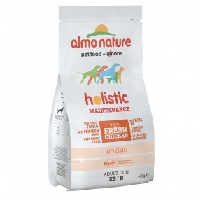 Almo Nature Holistic Small Dog mit Huhn und Reis