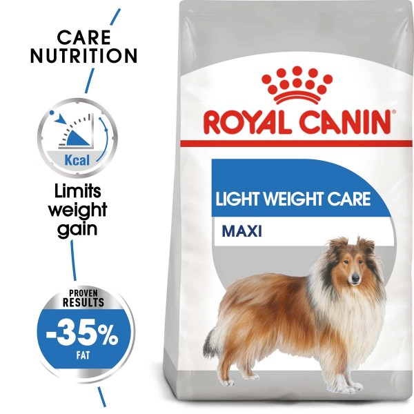 Royal Canin CCN Maxi Light Weight Care 3kg 3kg