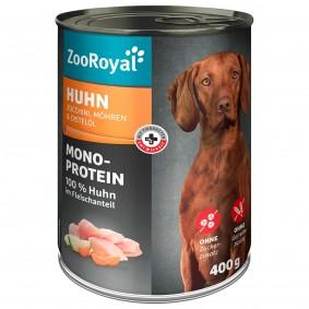 ZooRoyal Mono-Protein s kuřetem a cuketou