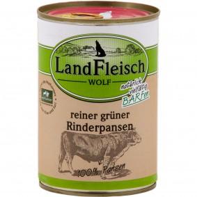 Landfleisch Hundefutter Dog Wolf 24x400g verschiedene Sorten