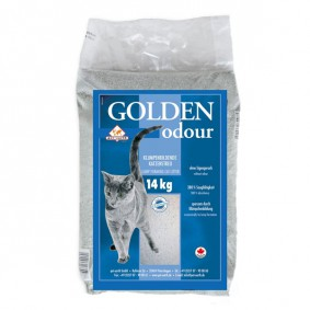 Golden Odour Litière pour chat