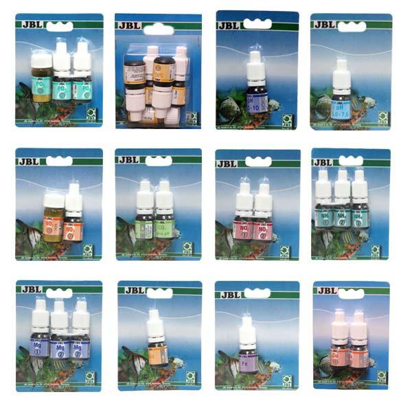 Wassertest Nachfüllreagens/ Refills - Nachfüllreagens KH