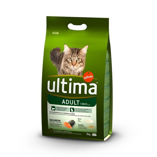 Ultima Cat Trockenfutter Lachs 3kg