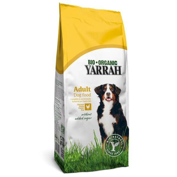 Yarrah Hundefutter Bio Huhn 2x15kg