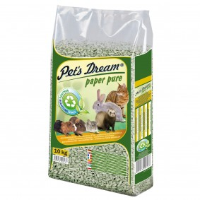 Pet's Dream Paper Pure Papierpellet