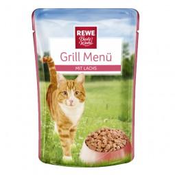 REWE Beste Wahl Grill Menü Lachs