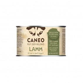 Caneo Lamm, Rind und Geflügel 200g