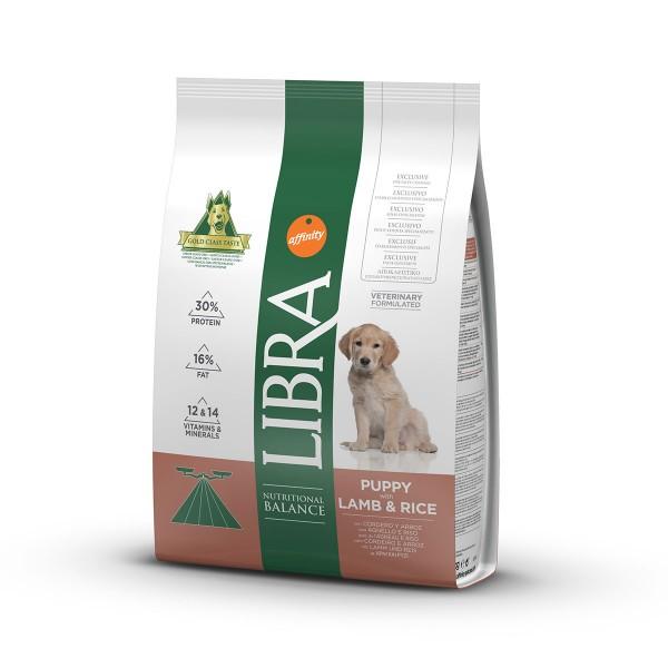Libra Hundefutter Puppy Lamm - 3kg