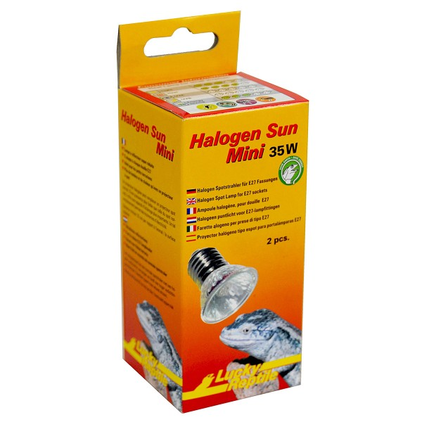Lucky Reptile Halogen Sun Mini - 35W