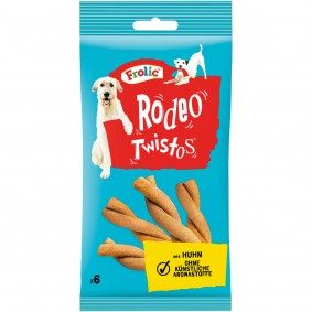 Frolic Hundesnack Rodeo Twistos Geflügel