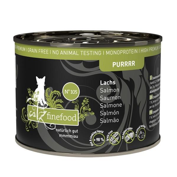 catz finefood Purrrr Multipack Dosen 1x190/5x200g