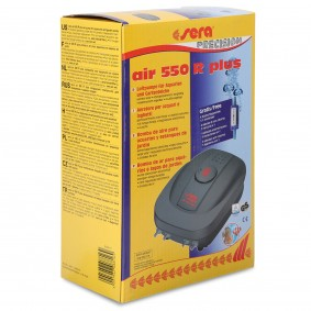 Sera Air 550 R plus Luftpumpe