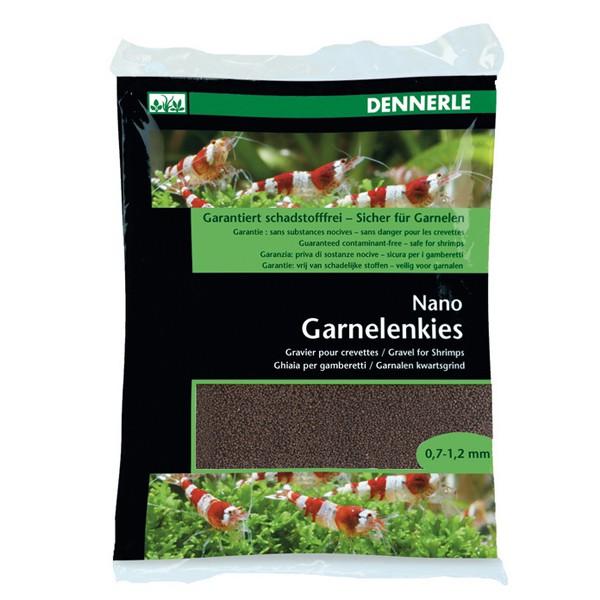 Nano Garnelenkies Sumatra braun 2 kg