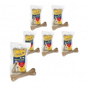 "Hansepet Hundesnack Cookies Kauknochen ""Seaside bone"" 12St."
