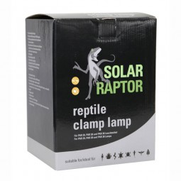 Solar Raptor Lampenfassung Clamp Lamp