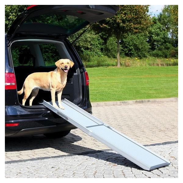 Trixie Petwalk - Hunde Teleskop-Rampe 1,00 - 1,83m