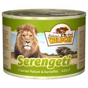 Wildcat Serengeti Adult mit 5 Sorten Fleisch