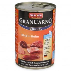 Animonda Hundefutter Gran Carno Junior Rind und Huhn